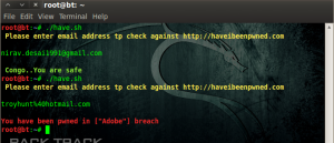 have-i-been-pwned bash script